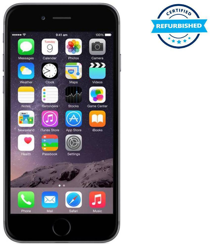 Refurbished Apple iPhone 6 1GB 64GB Space Grey (Grade: Good)