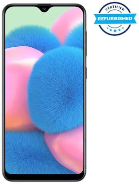Refurbished Samsung Galaxy A30s 4GB 128GB Prism Crush Black (Grade : Good)