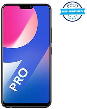 Refurbished Vivo V9 Pro 4GB 64GB Black  (Grade: Good)