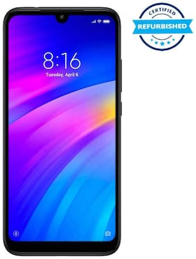 Refurbished Redmi 7  2GB 32GB Eclipse Black (Grade: Good)
