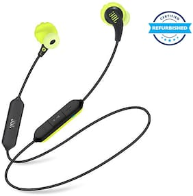 Refurbished JBL Endurance Run BT Sweat Proof Wireless in-Ear Sport Headphones Yellow (Grade: Excellent)