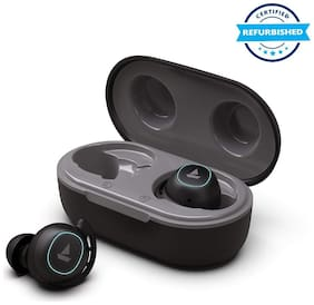 Used boAt Airdopes 441 True Wireless Ear-Buds with IWP Technology -Active Black (Grade: Brand Certified)