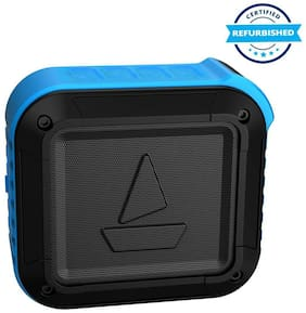 Refurbished boAt Stone 200 3W Bluetooth Speaker (Blue)