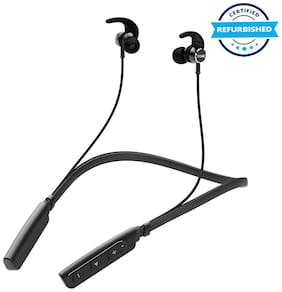 Used boAt Rockerz 235V2 Wireless Headset with ASAP Charge Technology (Black)(Grade: Brand Certified)