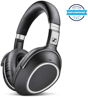 Refurbished Sennheiser PXC550 Wireless Headphones Black (Grade: Excellent)