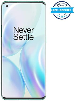 Used OnePlus 8 Pro 8 GB 128 GB Glacial Green (Grade: Brand Certified)