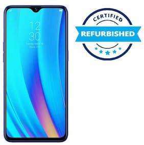 Refurbished Realme 3 Pro 4 GB 64 GB Nitro Blue (Grade:  Good)