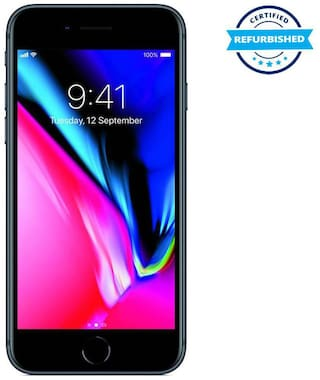 Used Apple iPhone 8 2GB 64GB Space Grey  (Grade: Excellent)