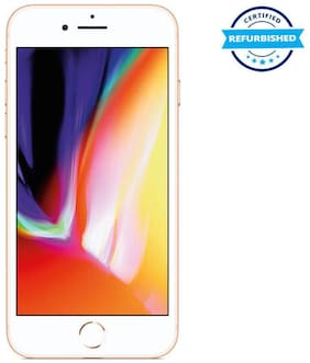 Refurbished Apple iPhone 8 2GB 64GB Gold  (Grade: Excellent)
