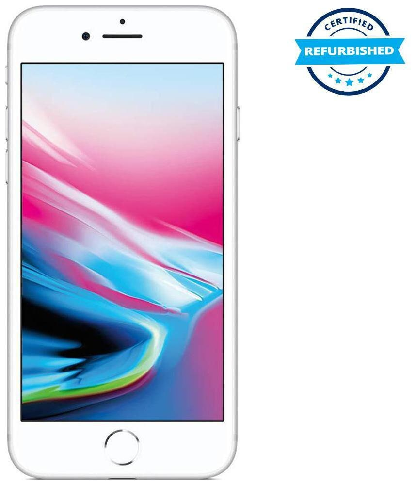 Refurbished Apple iPhone 8 64GB Silver (Grade: Excellent)