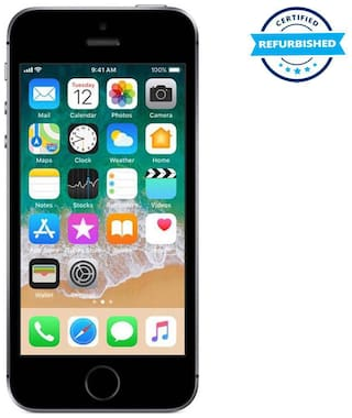 Used Apple iPhone SE 2GB 32GB Space Grey  (Grade: Excellent)