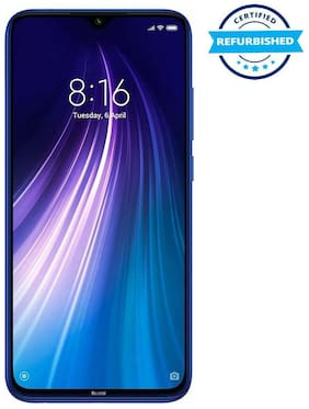 Refurbished Xiaomi Redmi Note 8 6GB 128GB Neptune Blue (Grade: Excellent)