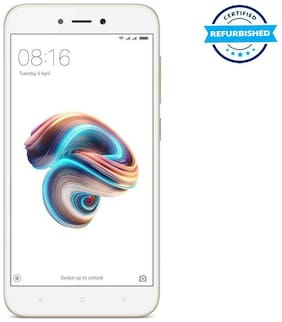Refurbished Xiaomi Redmi 5A 2GB 16GB Gold  (Grade: Excellent)