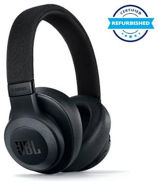 Used JBL E65BTNC Bluetooth Gaming Headphone Black Matte (Grade: Like New)