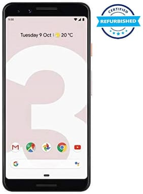 Used Google Pixel 3 4GB 64GB Not Pink  (Grade: Excellent)