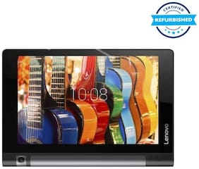 Used Lenovo Yoga 3 2 GB RAM 16 GB ROM 8 inch with Wi-Fi+4G Tablet (Slate Black) (Grade: Excellent)