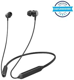 Used Lenovo HE15 Bluetooth Neckband- Black (Grade: Excellent)