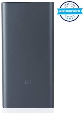 Used Mi 10000 mAH Li-Polymer Power Bank 3i with 18W Fast Charging (Black) (Grade: Like New)
