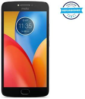 Used Motorola E4 Plus 3GB 32GB Iron Grey  (Grade: Excellent)