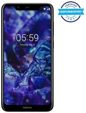 Used Nokia 5.1 Plus 3 GB 32 GB Black (Grade: Excellent)