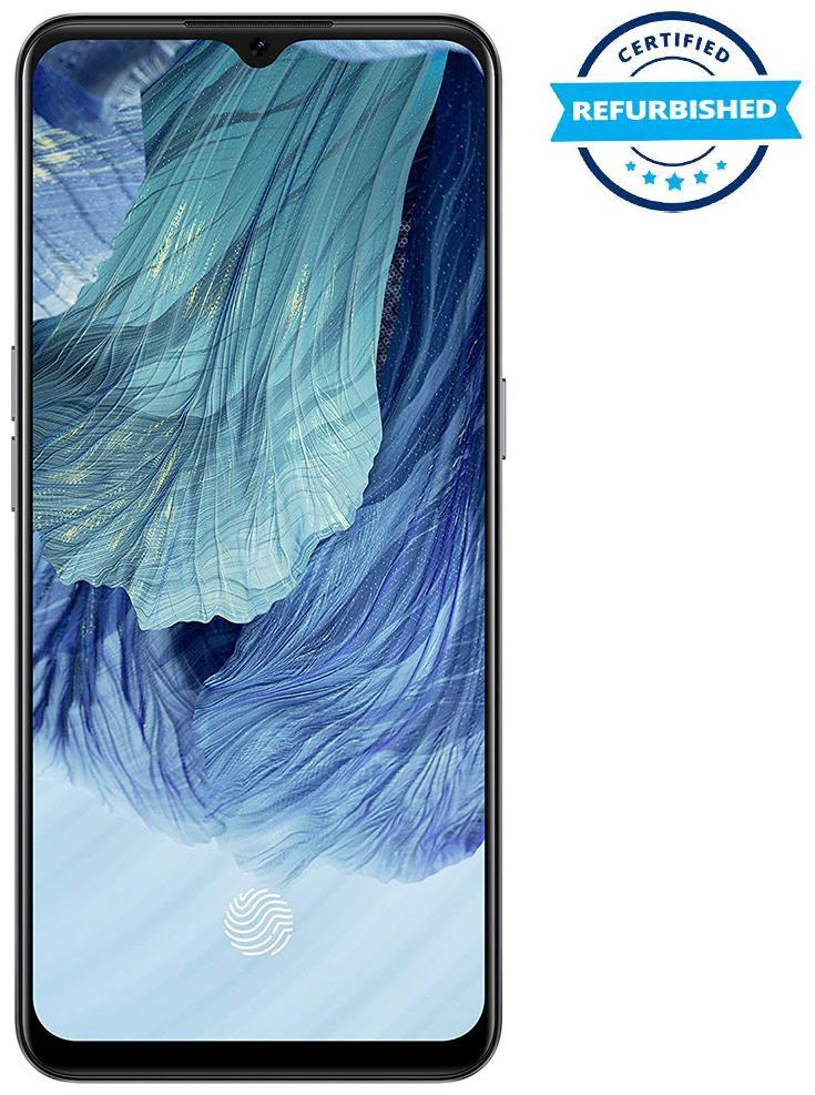 Used Oppo F17 6 GB 128 GB Navy Blue (Grade: Good)
