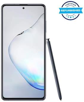 Used Samsung Galaxy Note 10 Lite 8 GB 128 GB Aura Black (Grade: Good)