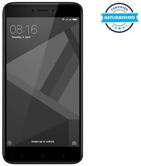 Refurbished Xiaomi Redmi 4 3GB 32GB Black  (Grade: Excellent)