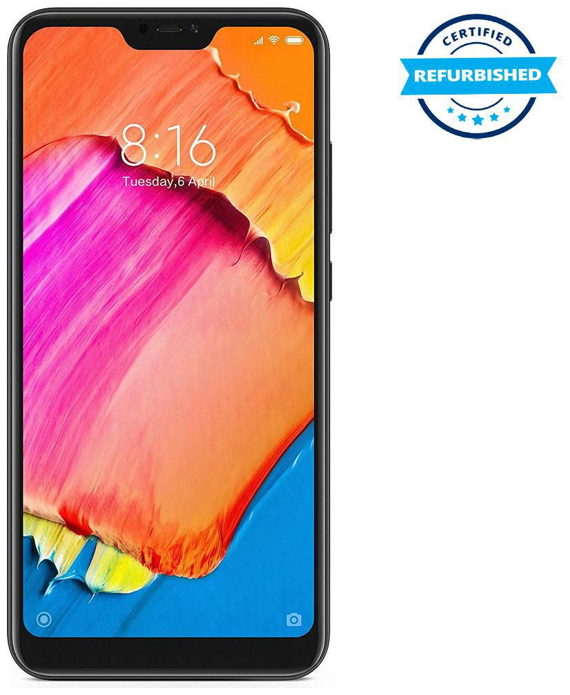Refurbished Xiaomi Redmi 6 Pro 4 GB 64 GB Black (Grade: Good)