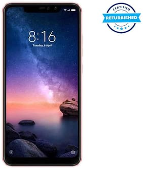 Refurbished Xiaomi Redmi Note 5 Pro 4GB 64GB Rose Gold  (Grade: Excellent)