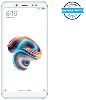 Used Xiaomi Redmi Note 5 Pro 6GB 64GB Rose Lake Blue (Grade : Excellent)