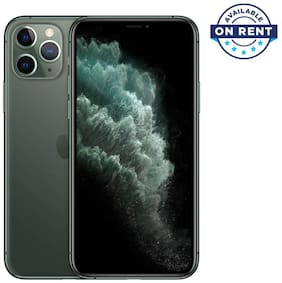 Apple iPhone 11 Pro (4+64 GB) - Midnight Green (On Rent)