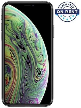 Apple iPhone XS Max (4+64 GB) - Space Grey (On Rent)
