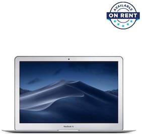 Apple Macbook Air (Intel Core i5 / 8 GB LPDDR3 / 128 GB SSD / 33.78 cm (13.3 Inch) / Mac OS) MQD32HN/A (Silver 1.35 kg) (On Rent)
