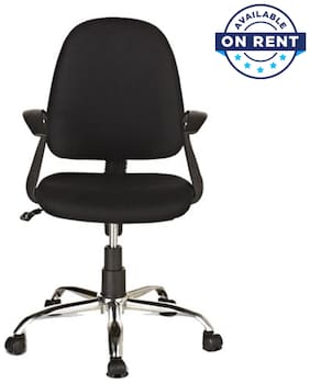 Rentomojo Miller Office Chair (On Rent)