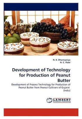 Development of Technology for Production of Peanut Butter