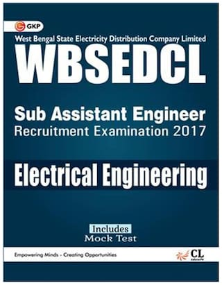 Wbsedclwest Bengal State Electricity Distribution Company Limited Electrical Engineering (Sub Assistant Engineer)