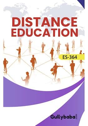 ES-364 Distance Education