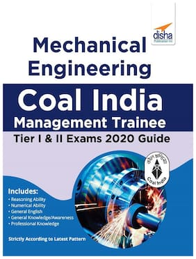 Mechanical Engineering Coal India Management Trainee Tier I & II Exam 2020 Guide
