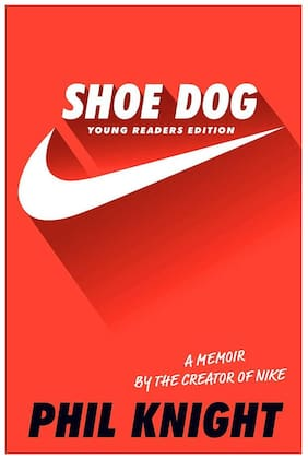 Shoe Dog by Phil Knight (English;Hardcover)