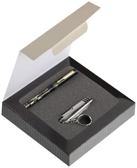 Parker Beta Millenium Gt Ball Pen With S.Knife