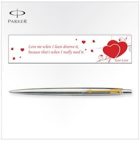 Parker Jotter SS GT Ball Pen (M- 1)