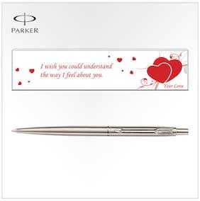 Parker Classic SS CT Ball Pen (M-7)