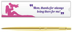 Classic Gold GT BP with Mom Quote-1