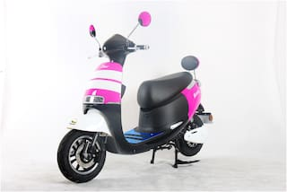 Amo Feisty Electric Scooter (Ex-Showroom Price)