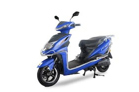 Amo Jaunty 60V 27Ah Electric Scooter (VRLA) (Ex-Showroom Price)