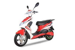 Amo S-Pin 48V 27Ah Electric Scooter (VRLA) (Ex-Showroom Price)