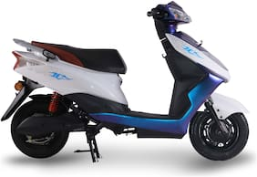 Ampere Zeal Electric Scooter (Ex-Showroom Price)