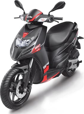 Aprilia SR 150 Carbon  BS-IV (Ex-Showroom Price)
