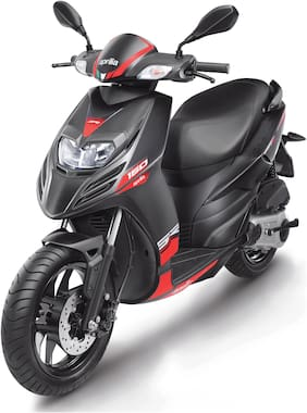 Aprilia SR 150 Carbon BS-VI (Ex-Showroom Price)