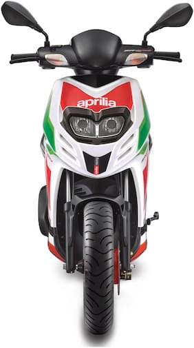 Aprilia SR 150 Race BS-VI (Ex-Showroom Price)